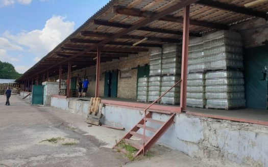 Rent – Warm warehouse, 1000 sq.m., Bagrin