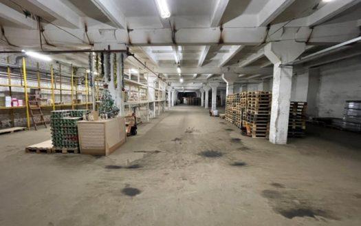 Rent – Warm warehouse, 800 sq.m., Ternopil