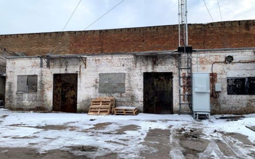 Rent – Dry warehouse, 110 sq.m., Nikopol