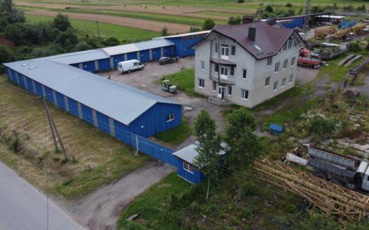 Satılık – Sıcak depo, 2000 m2, Nikolaev