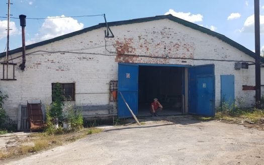 Rent – Warm warehouse, 330 sq.m., Sofievskaya Borshagovka
