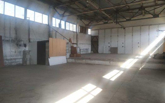 Аренда — Сухой склад, 138 кв.м., г. Запорожье
