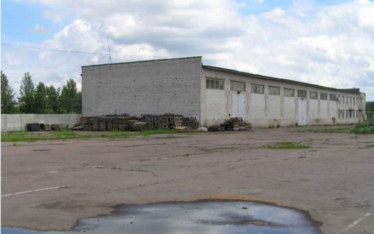 Rent – Dry warehouse, 1800 sq.m., Zhytomyr