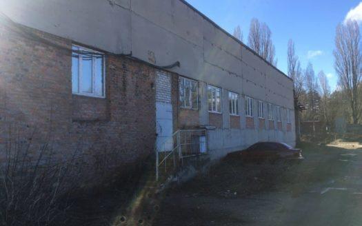 Rent – Cold warehouse, 395 sq.m., Horishnye Plavni
