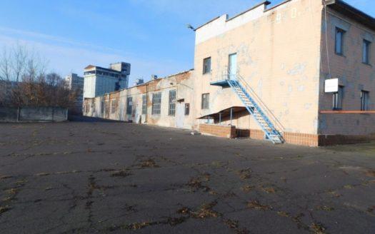 Rent – Dry warehouse, 1430 sq.m., Talnoe