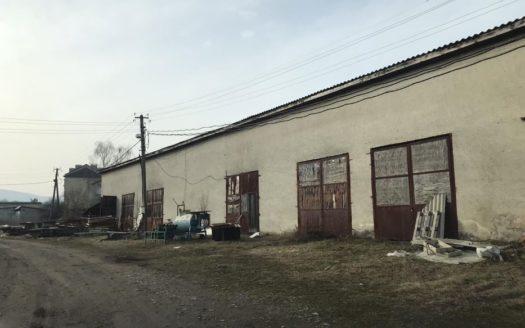 Rent – Dry warehouse, 428 sq.m., Svalyava