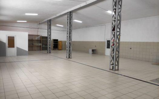 Аренда — Сухой склад, 285 кв.м., г. Белый Камень