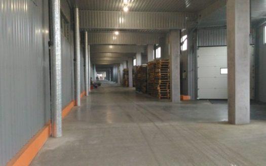 Аренда — Неотапливаемый склад, 1200 кв.м., г. Вишневое