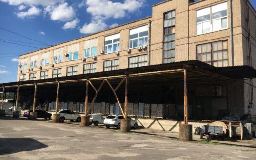 Аренда — Сухой склад, 684 кв.м., г. Запорожье
