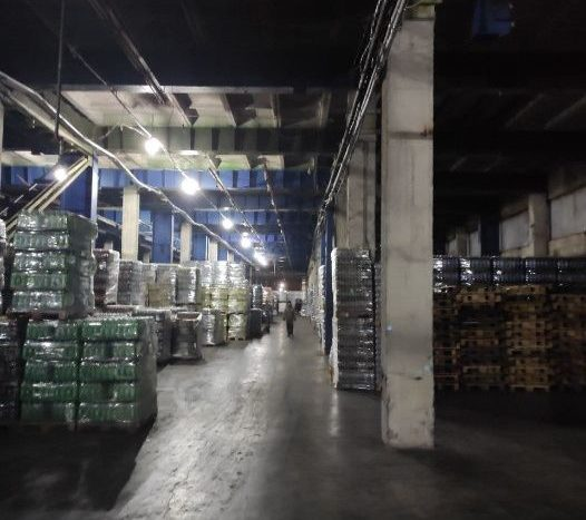 Rent - Dry warehouse, 4540 sq.m., Kharkov - 2