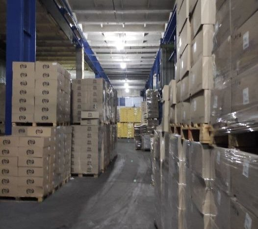 Rent - Dry warehouse, 4540 sq.m., Kharkov - 5