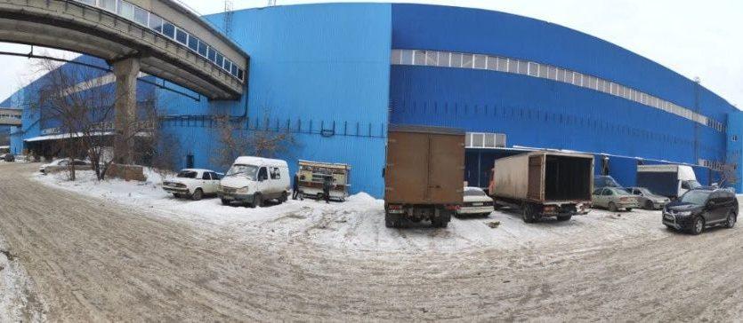 Rent - Dry warehouse, 4540 sq.m., Kharkov - 7