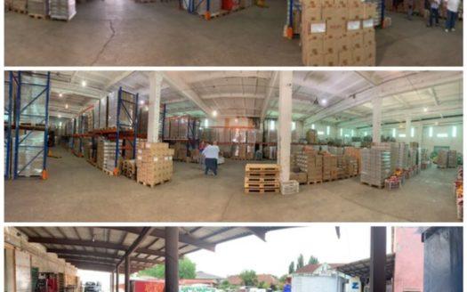 Аренда — Сухой склад, 1500 кв.м., г. Мукачево
