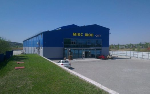 Rent – Warm warehouse, 2736 sq.m., Brovary