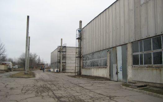 Rent – Dry warehouse, 900 sq.m., Poltava
