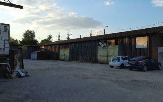 Аренда — Сухой склад, 635 кв.м., г. Запорожье
