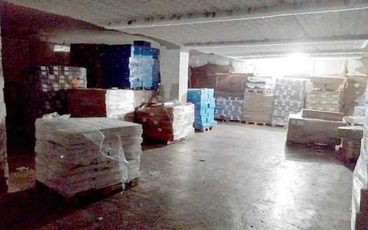 Rent – Dry warehouse, 800 sq.m., Dnipro