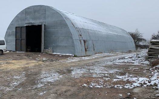 Rent – Dry warehouse, 780 sq.m., Belopole