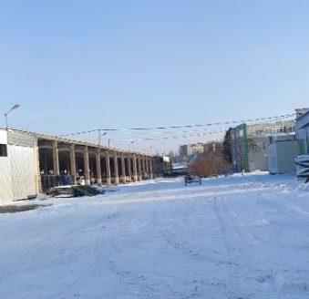 Kiralık – Sıcak depo, 204 m2, Chernihiv