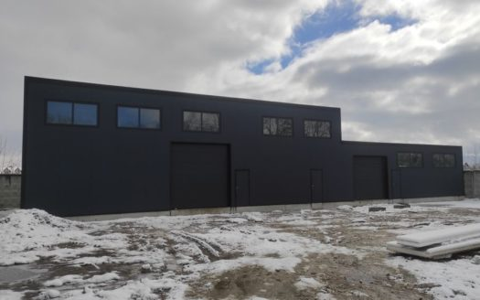 Rent – Dry warehouse, 160 sq.m., Stryi