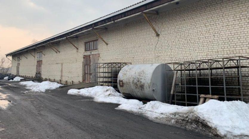 Оренда - Сухий склад, 320 кв.м., м Привільне - 5