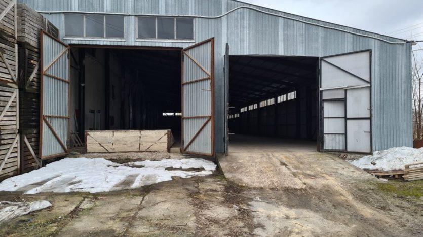 Rent - Dry warehouse, 1800 sq.m., Mikhailovka-Rubezhovka - 4