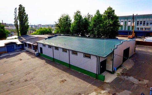 Kiralık – Sıcak depo, 712 m2, Rivne