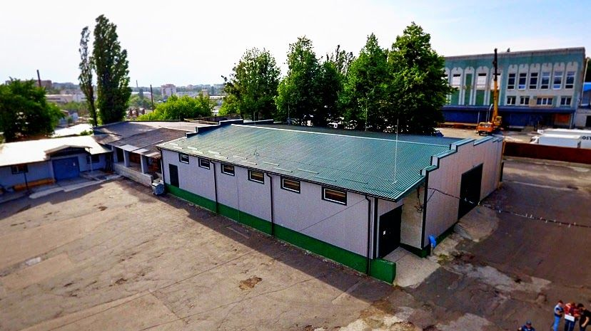 Rent - Warm warehouse, 712 sq.m., Rivne