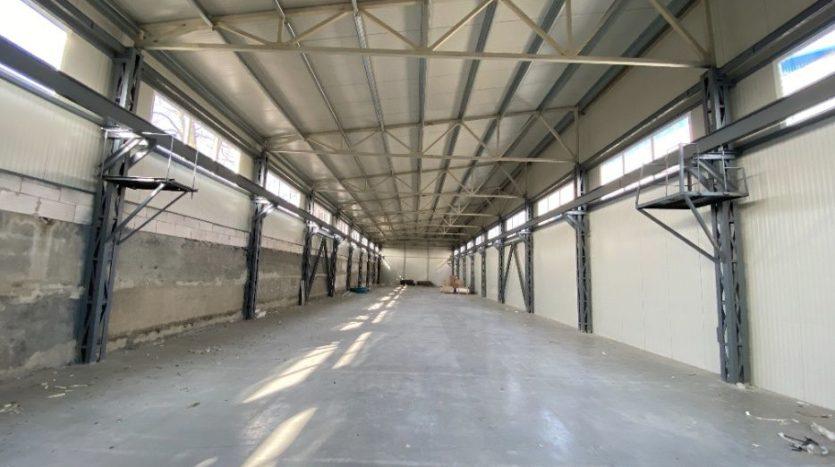 Оренда - Сухий склад, 1200 кв.м., м. Івано-Франківськ