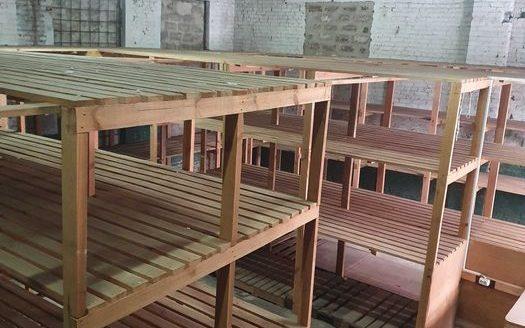 Rent – Dry warehouse, 138 sq.m., Poltava