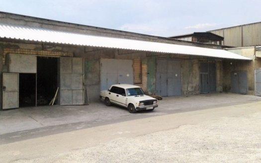 Sale – Dry warehouse, 1631 sq.m., Odessa