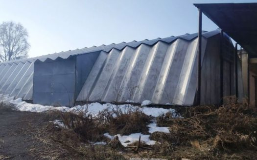 Sale – Dry warehouse, 390 sq.m., Uzhgorod