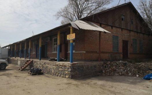 Sale – Dry warehouse, 920 sq.m., Poltava