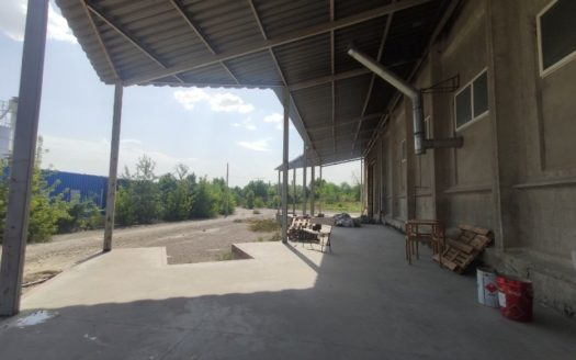 Rent – Dry warehouse, 950 sq.m., Dnipro