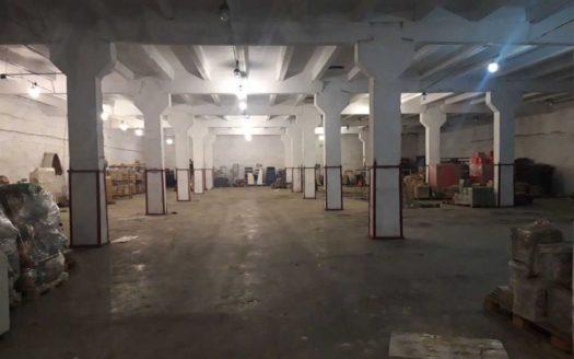Rent – Dry warehouse, 800 sq.m., Kremenchug