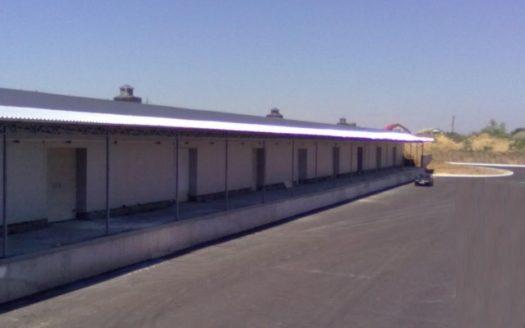 Sale – Dry warehouse, 11365 sq.m., Velikodolinskoe