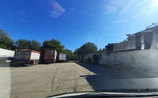 Sale – Dry warehouse, 5000 sq.m., Odessa