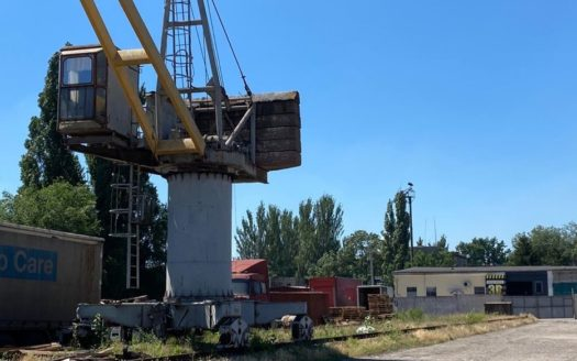 Satılık – Kuru depo, 5000 m2, Kryvyi Rih