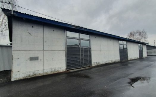 Rent – Warm warehouse, 443 sq.m., Brovary