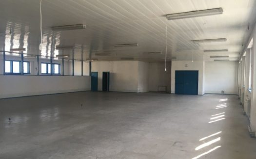 Rent – Warm warehouse, 200 sq.m., Dnipro