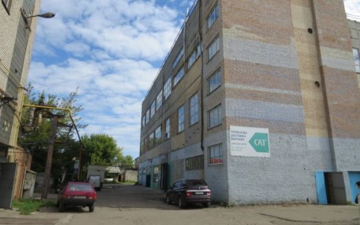 Rent – Dry warehouse, 718 sq.m., Brovary