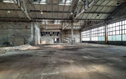 Аренда — Сухой склад, 3050 кв.м., г. Мироновка