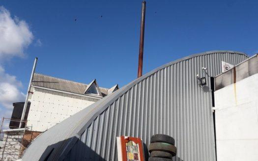 Kiralık – Sıcak depo, 540 m2, Sumy