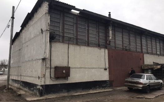 Satılık – Sıcak depo, 120 m2, Chernigov