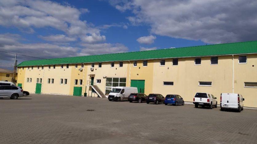 Аренда - Сухой склад, 700 кв.м., г. Львов