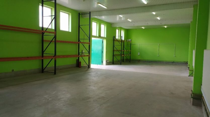 Аренда - Сухой склад, 700 кв.м., г. Львов - 2