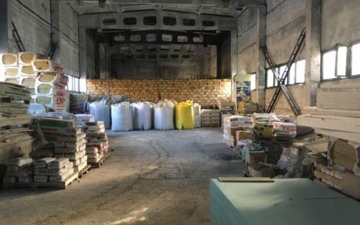 Rent – Dry warehouse, 200 sq.m., New Kakhovka