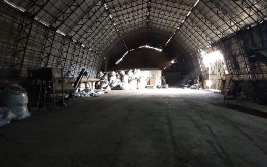Аренда — Сухой склад, 1260 кв.м., г. Запорожье