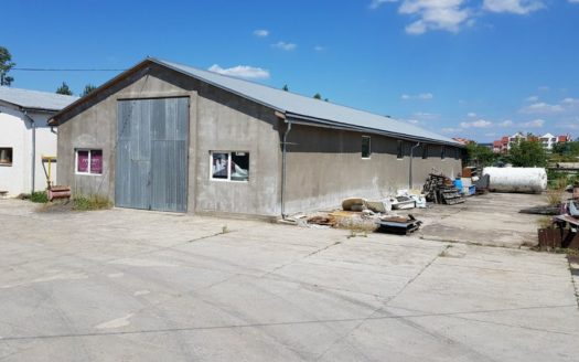 Rent – Dry warehouse, 432 sq.m., Uzhgorod