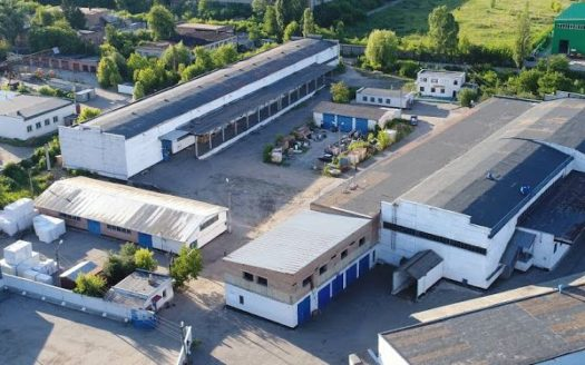 Sale – Warm warehouse, 10000 sq.m., Poltava